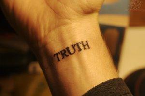truth honesty